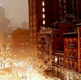 Schnee New York